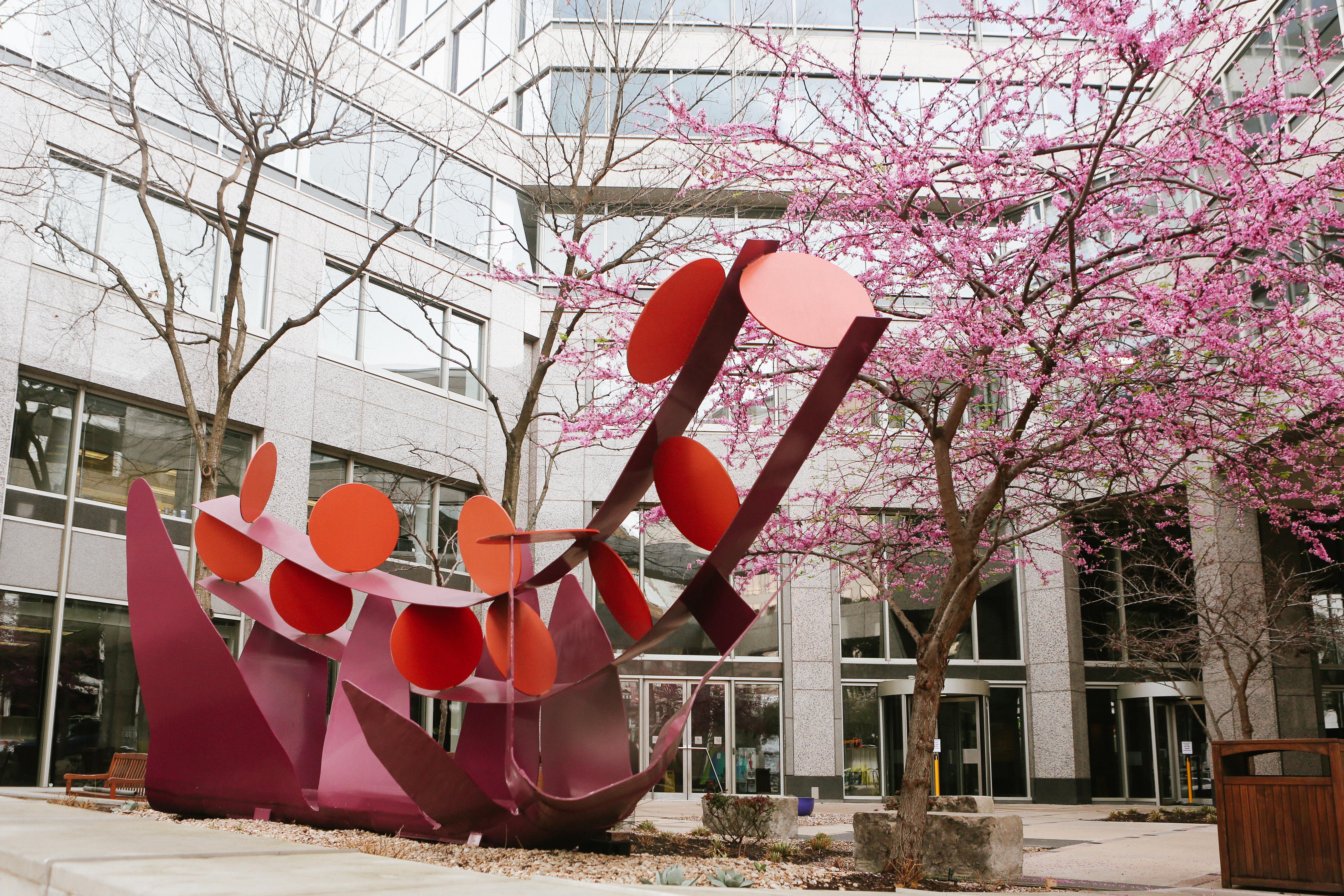 Austin Texas Art Sculpture