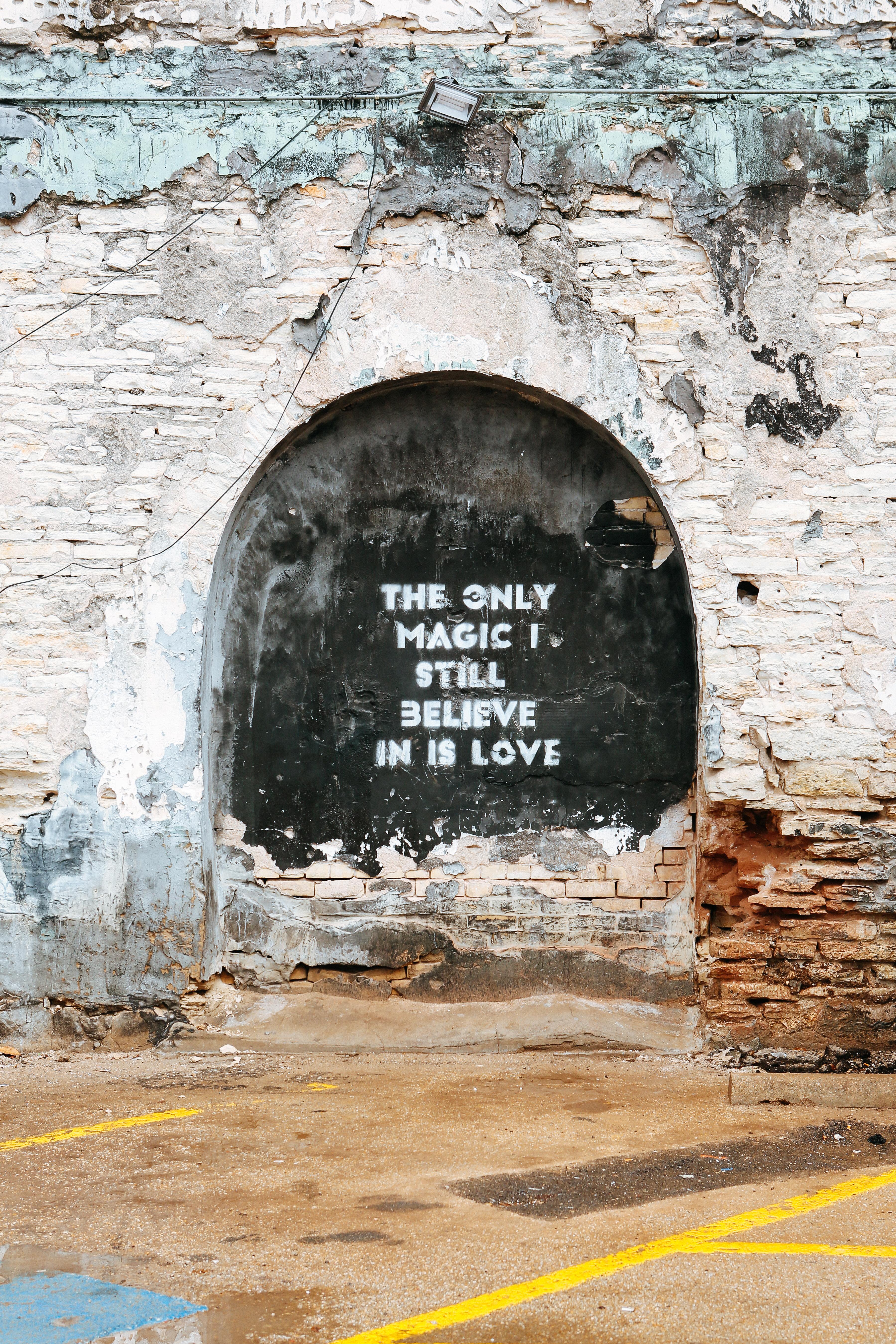 Austin Texas Love Wall Art
