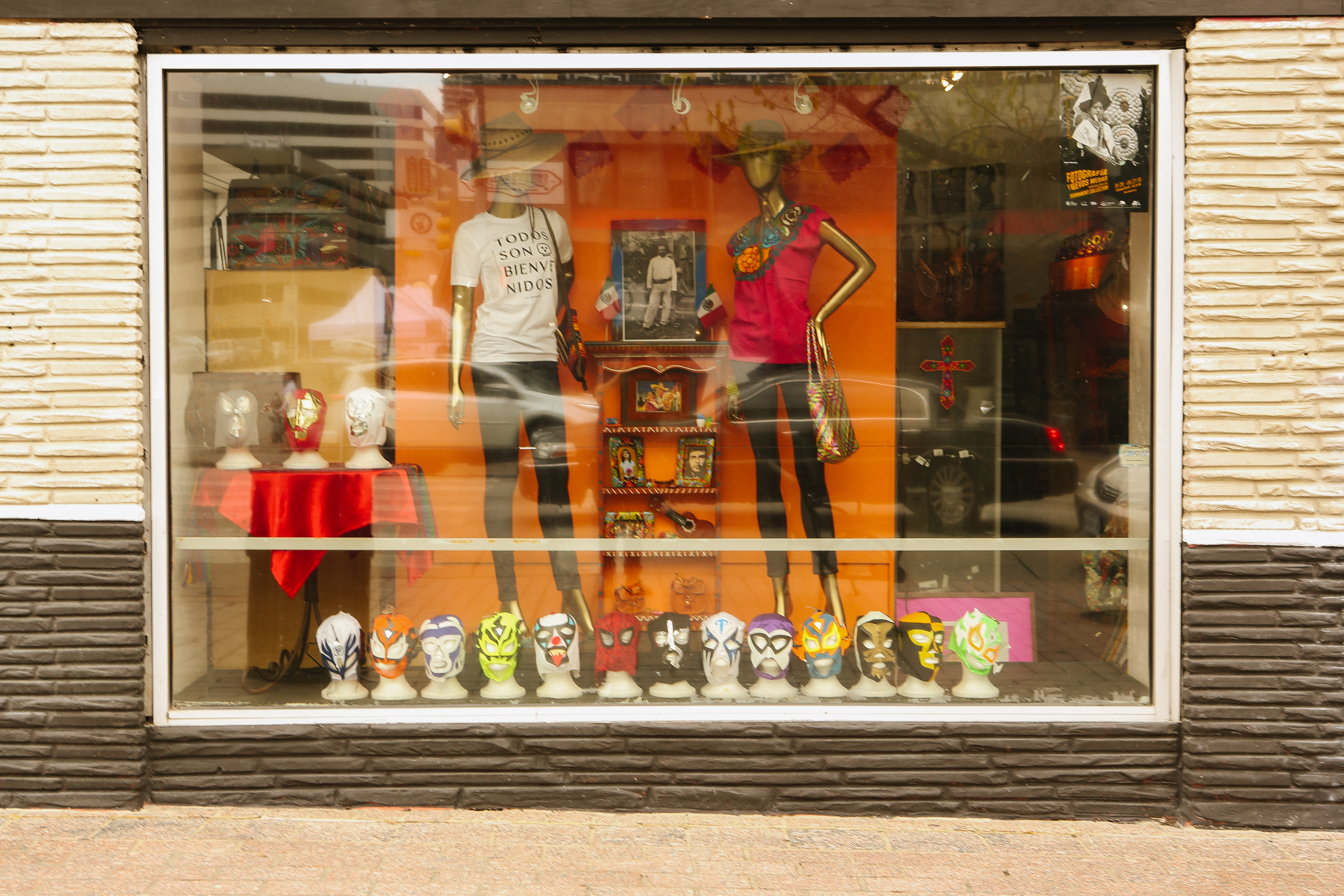 Austin Texas Shop Window