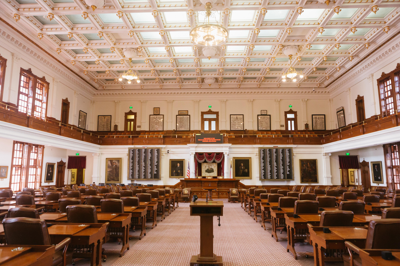 Austin Texas State Capital Floor