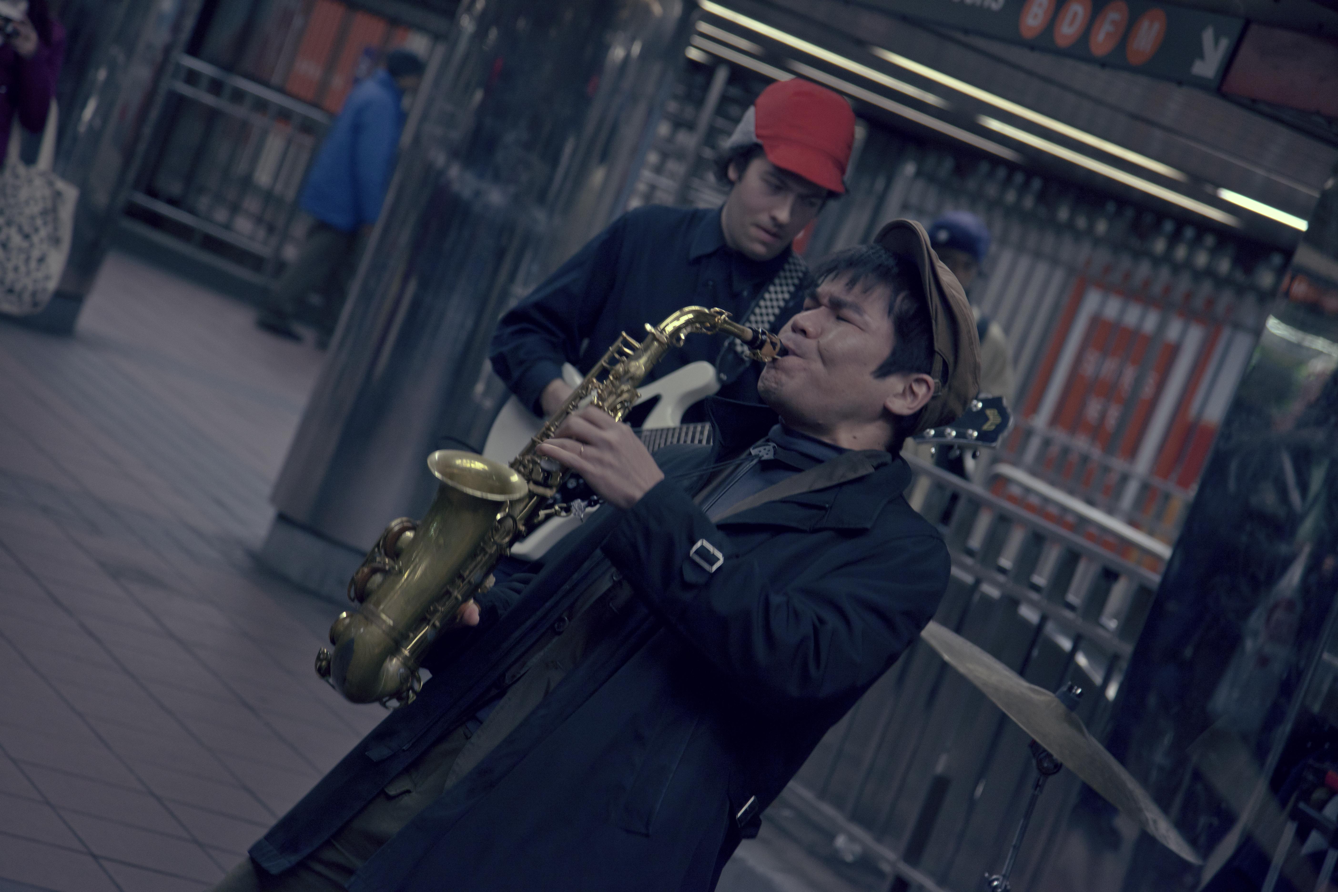 New York City Bakerstreet Saxophone