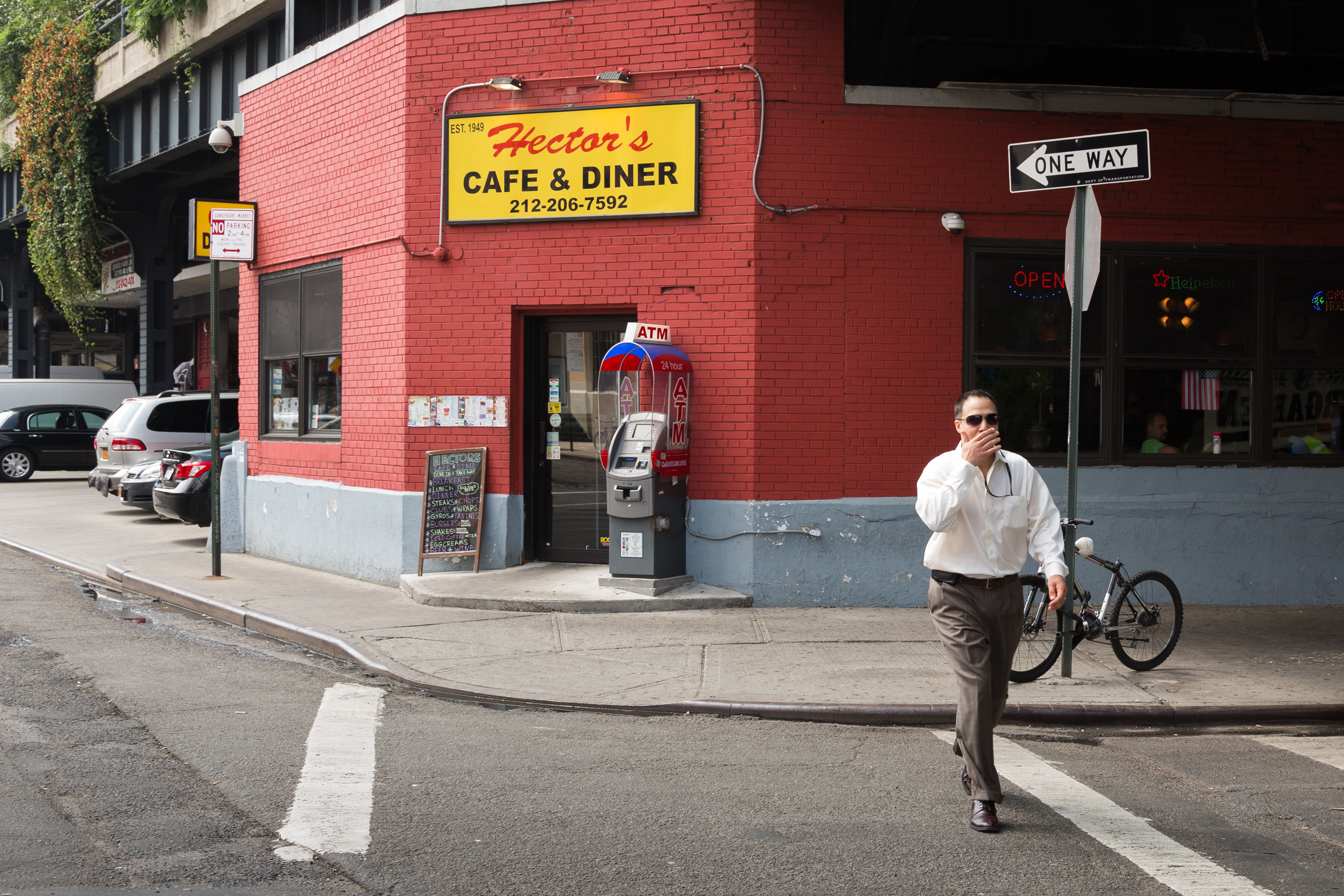 New York City Hectors Cafe And Diner