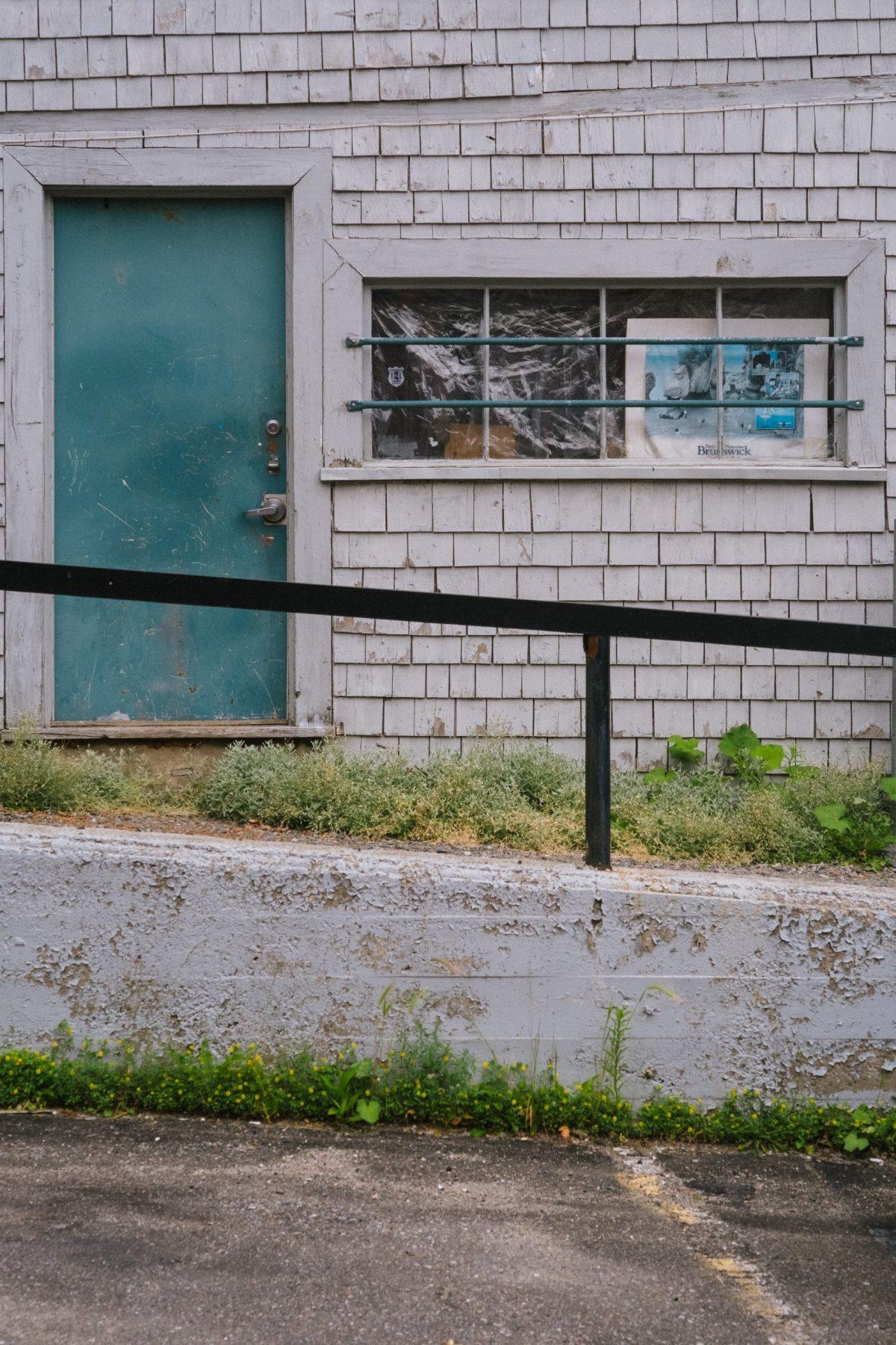 Door off Princess Street