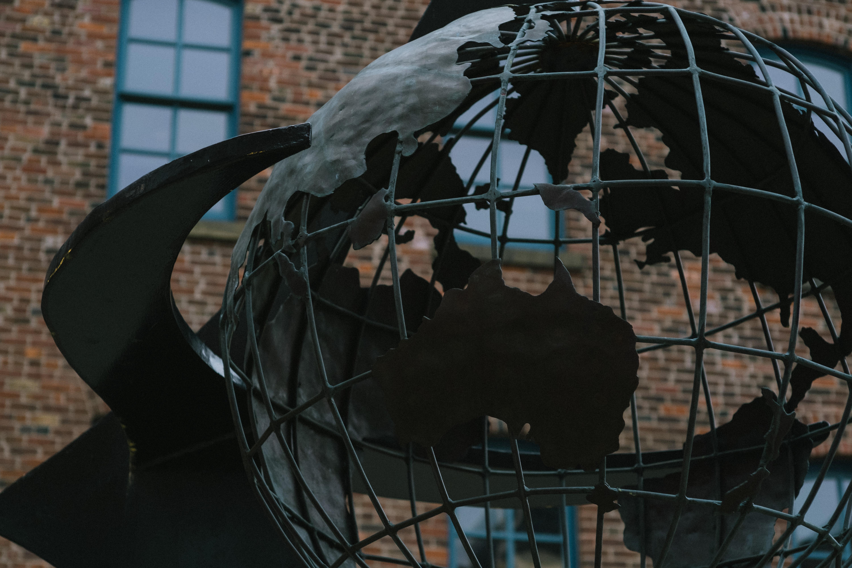 Globe at Centrebeam Saint John