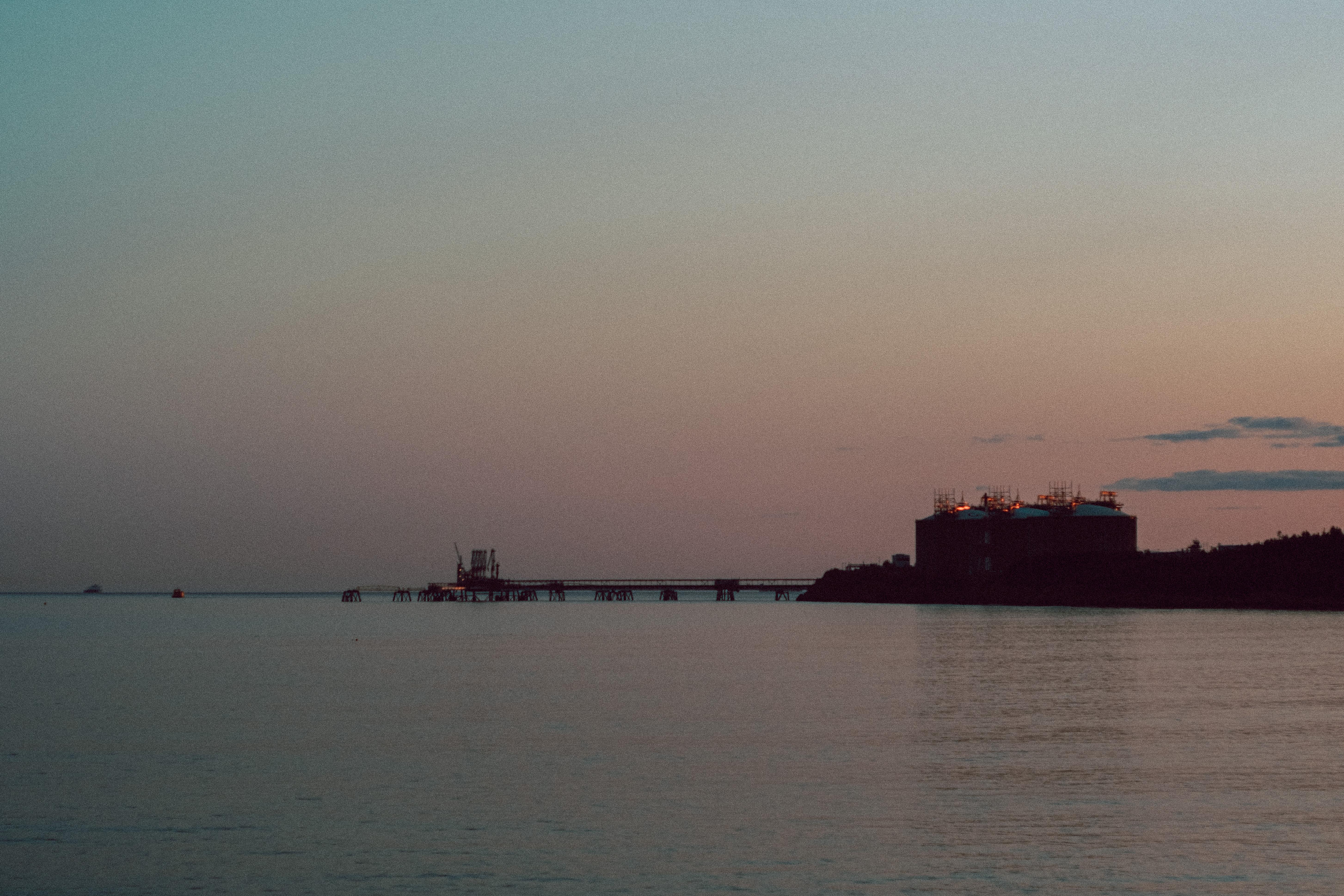 LNG Port Mispec Beach