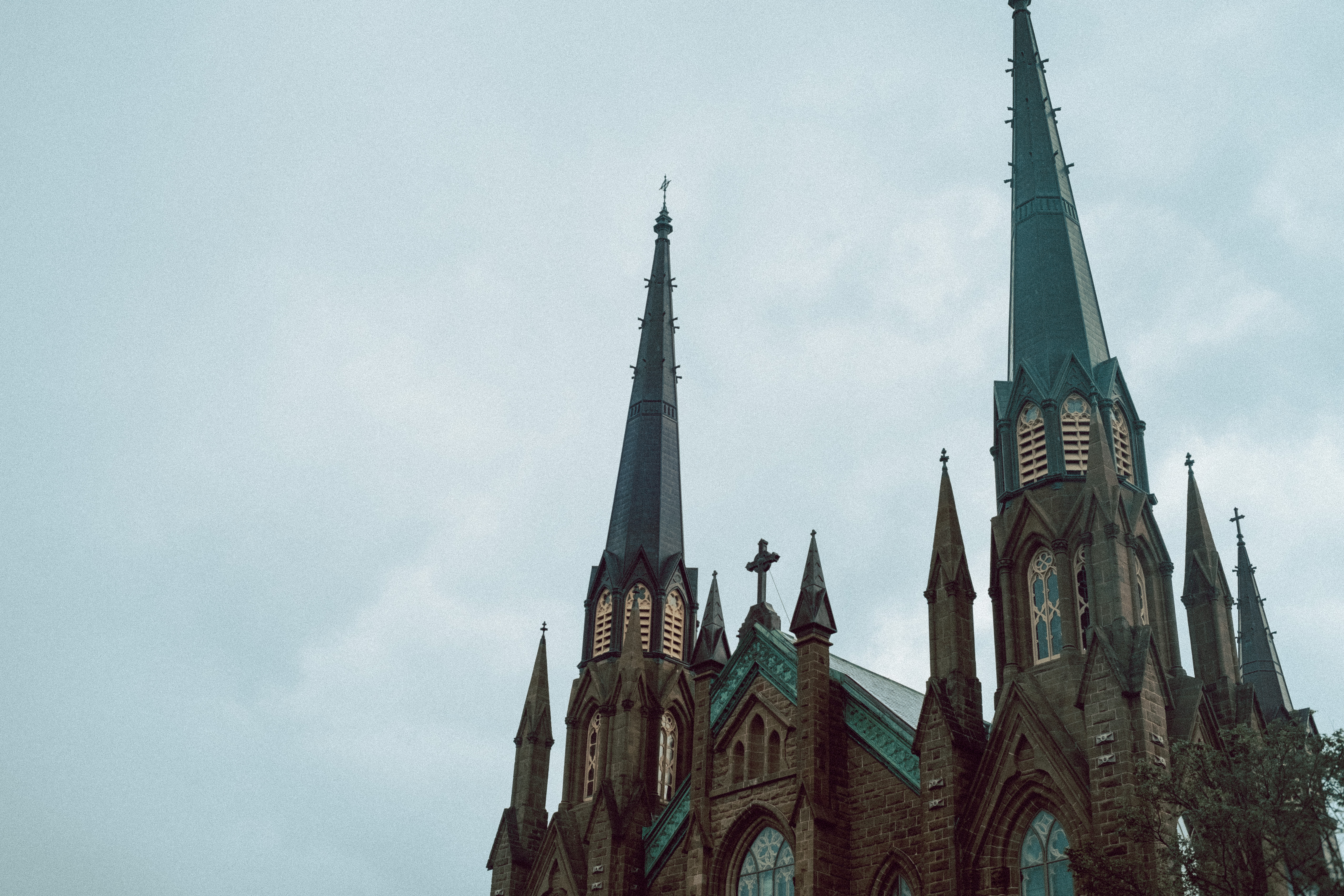 PEI Cathedral Steeples tight