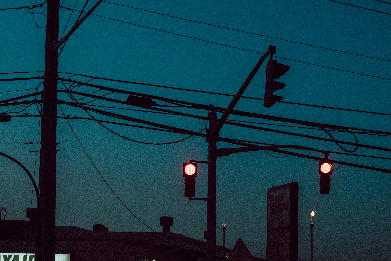 Traffic Lights Industrial Park Saint John